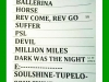 Gov't Mule Set List 2