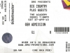 Big Country, The Academy Dublin, Big Country Ticket