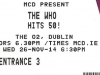 The Who Hits 50 Ticket Dublin