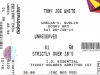 Tony Joe White Ticket