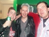 Frank Cronin & Stano from Lee Harveys Punk Band
