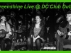 Greenshine Live @ DC Club Dublin