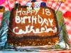 Catherine's 18th Birthday Party Cake