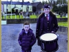 Graham & Black Ravan Drummer Girl