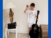 Graham Guitar & Cube