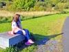 Olivia Park Bench