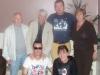 Doug Sandom, Irish Jack, Moira Lyons, Wolfy,Amanda