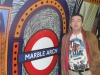 MTW, Marble Arch Tube Station London, The Who Hyde Park 1996