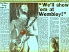 The Who Tour 1975 Review, Melody Maker