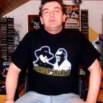 VAN MORRISON & RAY CHARLES T Shirt