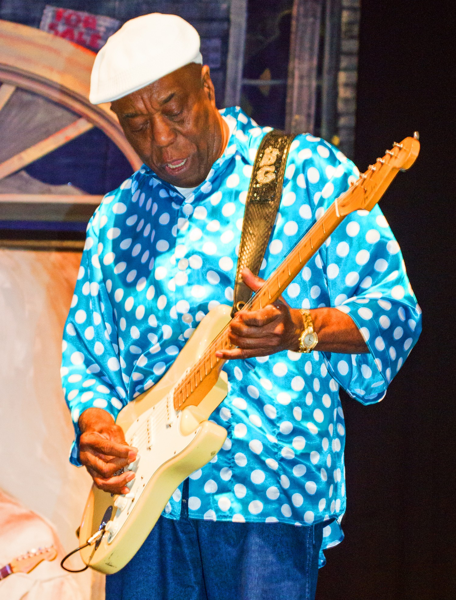 Buddy Guy,New Orleans Jazz & Heritage Festival