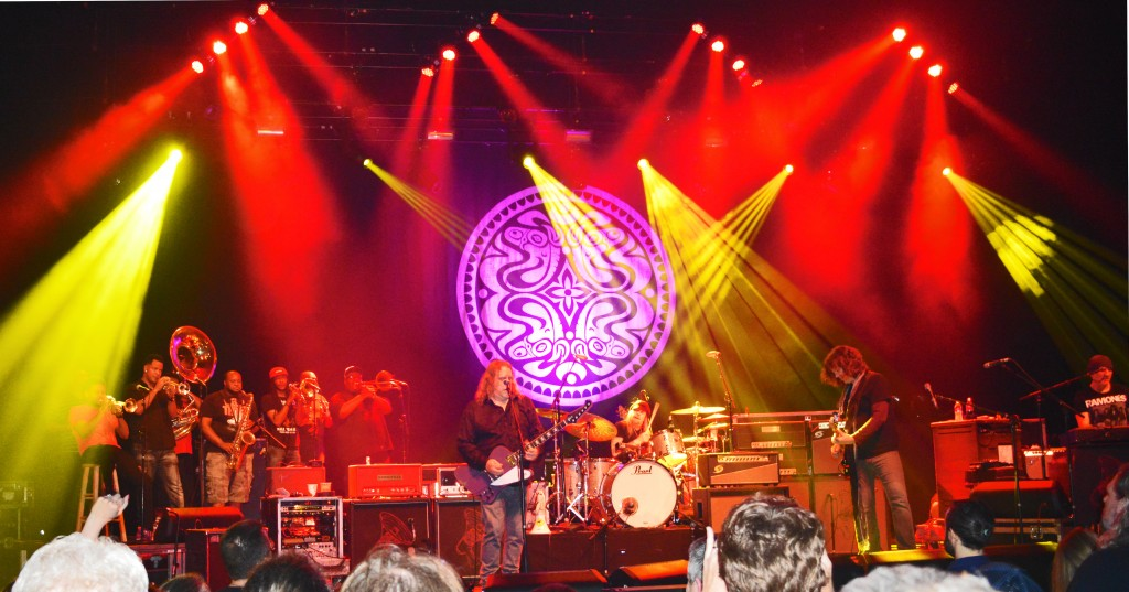 Gov't Mule, Soul Rebels,