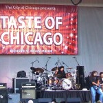 Los Lonely Boys, Grant Park, Chicago
