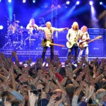 Status Quo,Frantic Four Final Gig O2