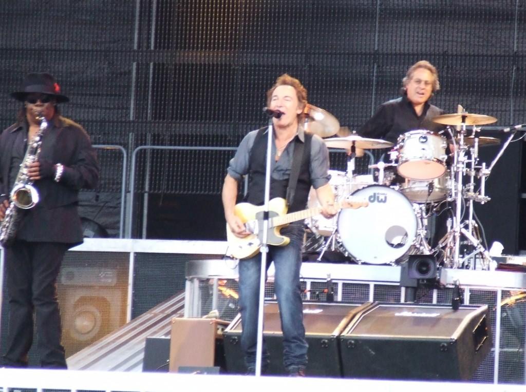 Bruce Springsteen @ RDS Dublin 08
