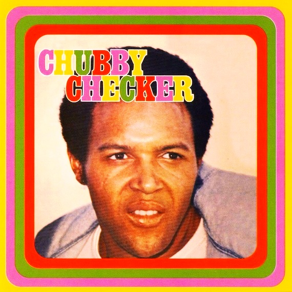 Chubby Checker Chequered LP feat Gypsy hendrix style