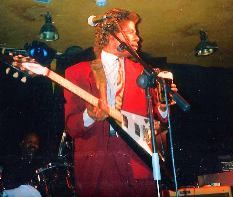 Little Jimmy King @ Whelan's Dublin 1996