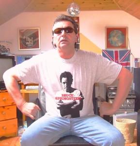 MTW Bruce Springsteen T Shirt