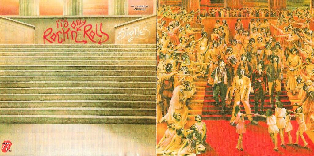 Rolling Stones - It's Only Rock N Roll