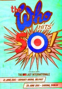 The Who Dublin Belfast