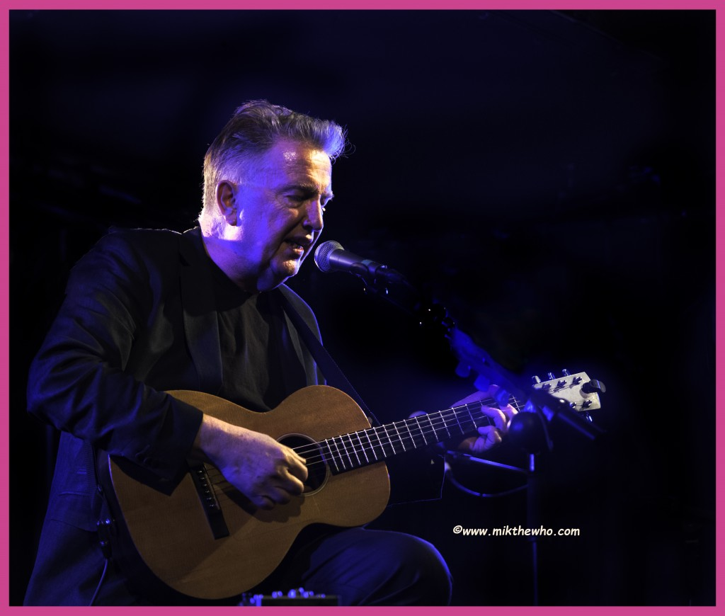 Tom Robinson Live @ Whelan's Dublin
