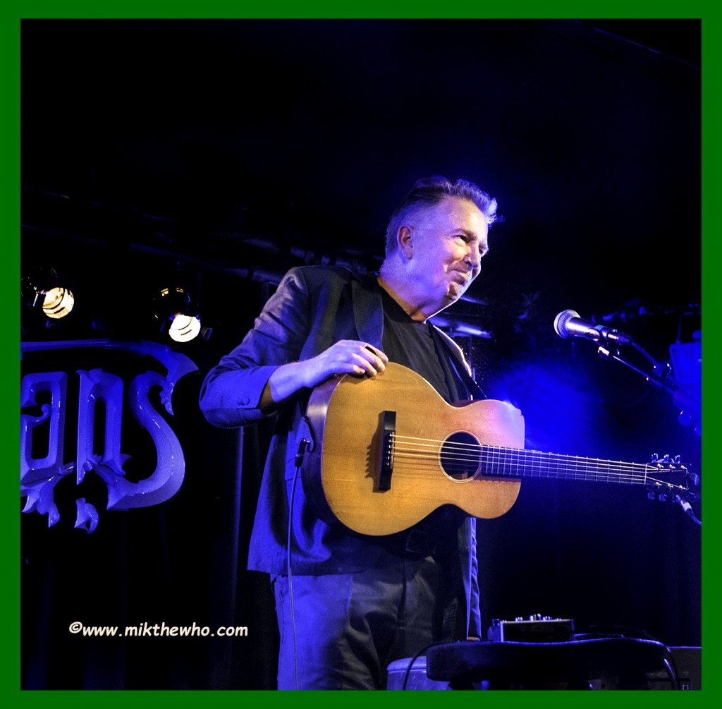 Tom Robinson Live In Dublin