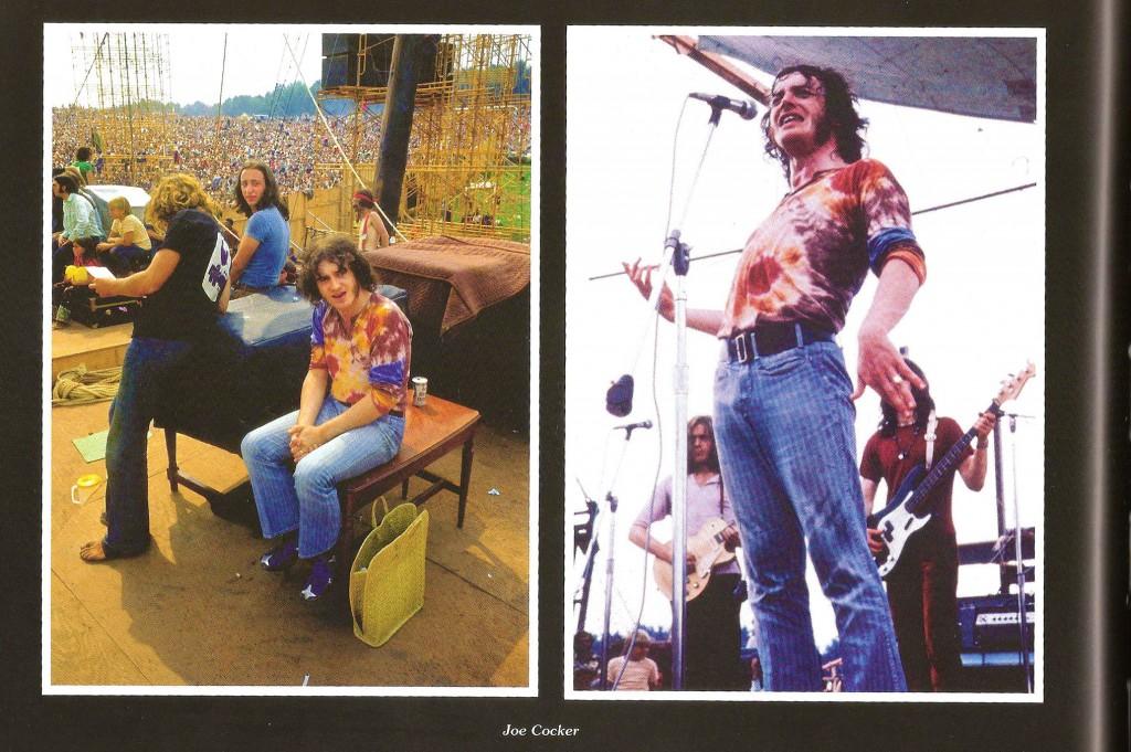 Joe Cocker @ Woodstock